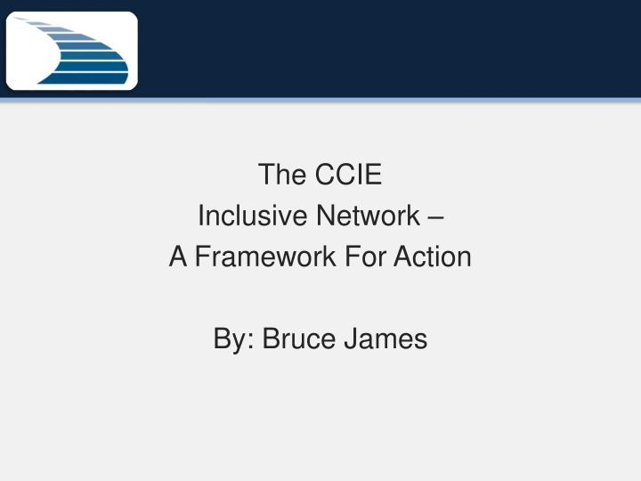 The CCIE