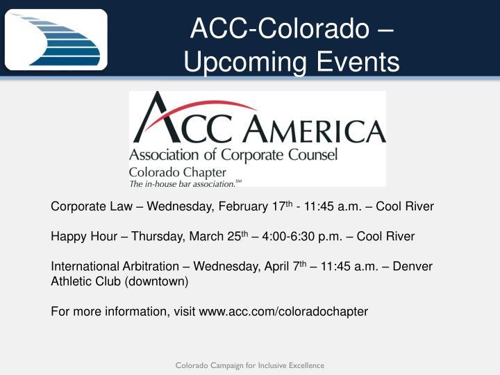 ACC-Colorado –
