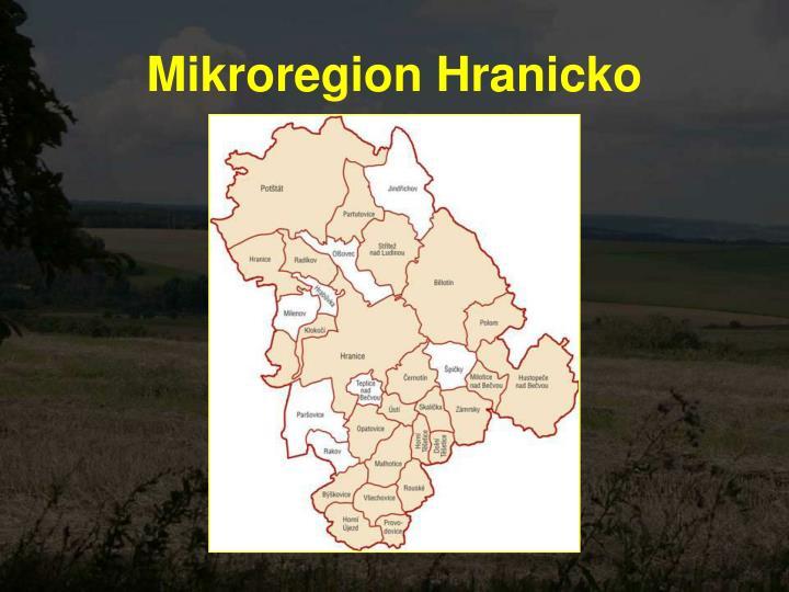 Mikroregion Hranicko