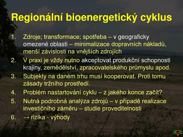 Regionální bioenergetický cyklus