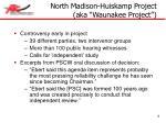 north madison huiskamp project aka waunakee project
