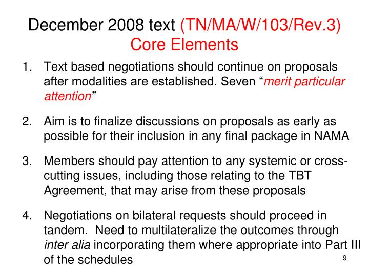 December 2008 text