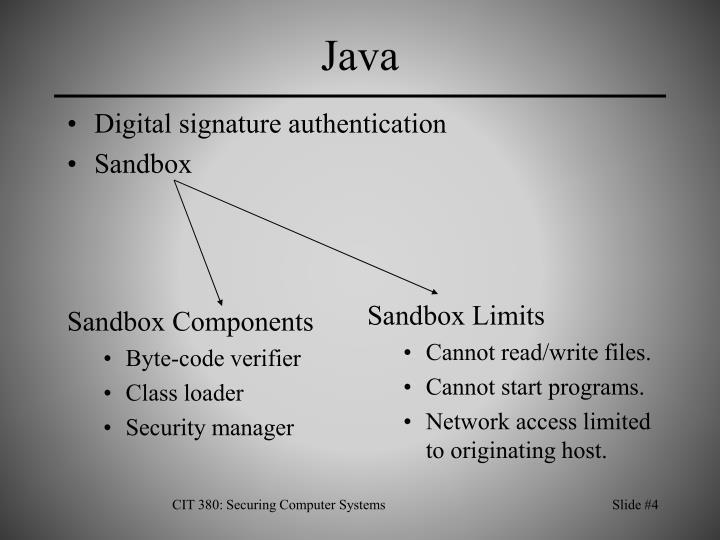Digital signature authentication