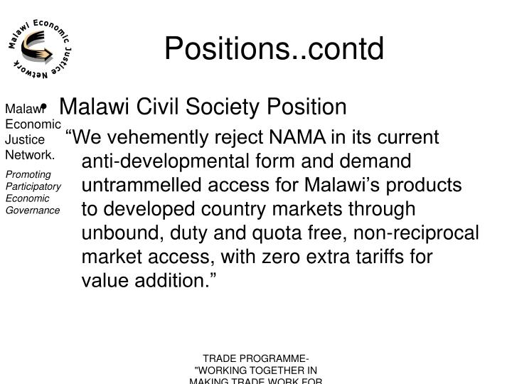 Malawi Economic Justice Network