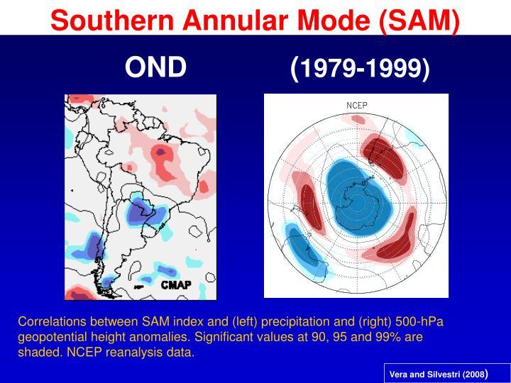 Southern Annular Mode (SAM)