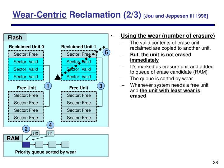 Wear-Centric