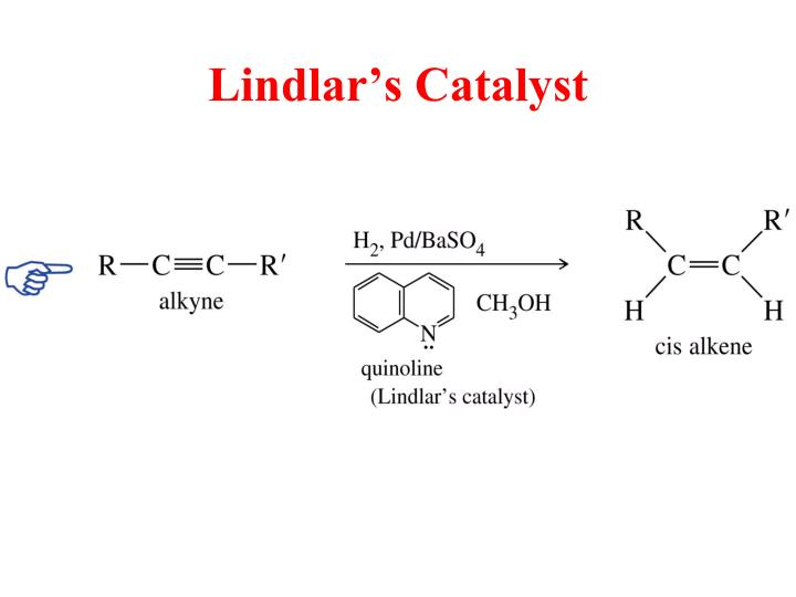 Lindlar's Catalyst