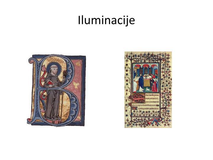 Iluminacije