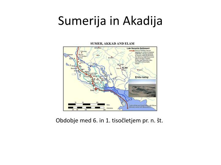 Sumerija in