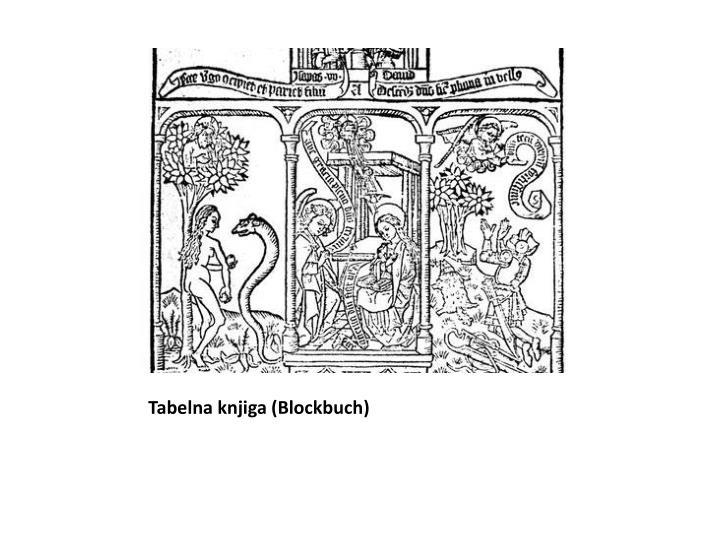 Tabelna knjiga (