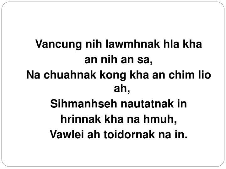 Vancung
