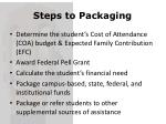 steps to packaging1