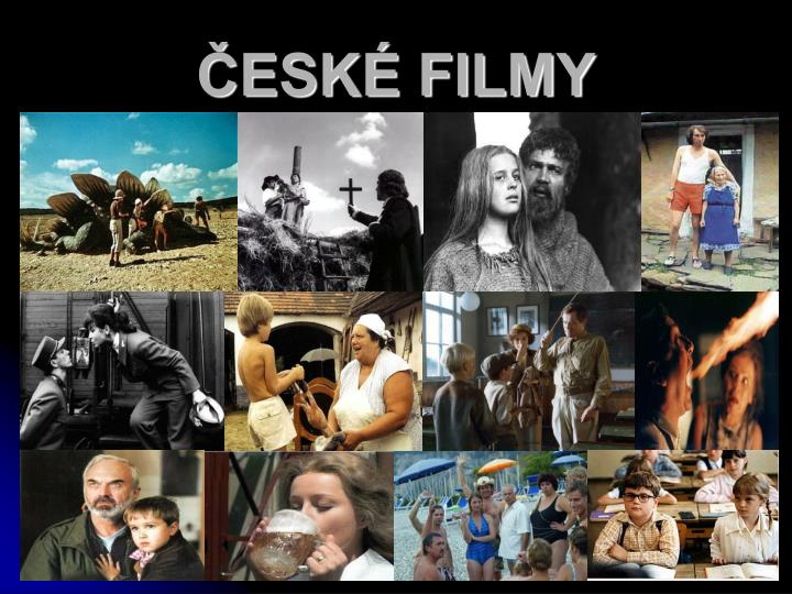 ČESKÉ FILMY