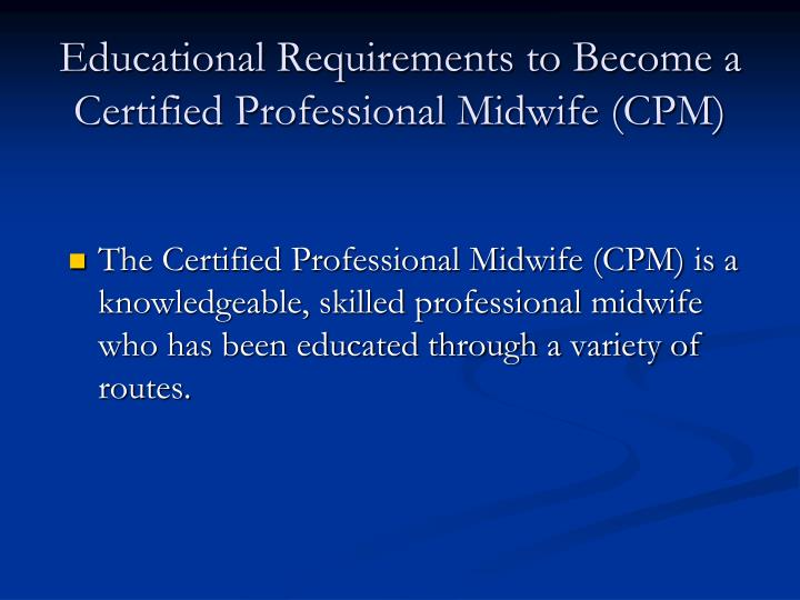 education and experience requirements to become To become a registered bas agent, individual applicants must satisfy certain qualifications and experience requirements registered bas agents must undertake continuing professional education (cpe) that meets our requirements to be eligible to renew their registration for a summary of our cpe.