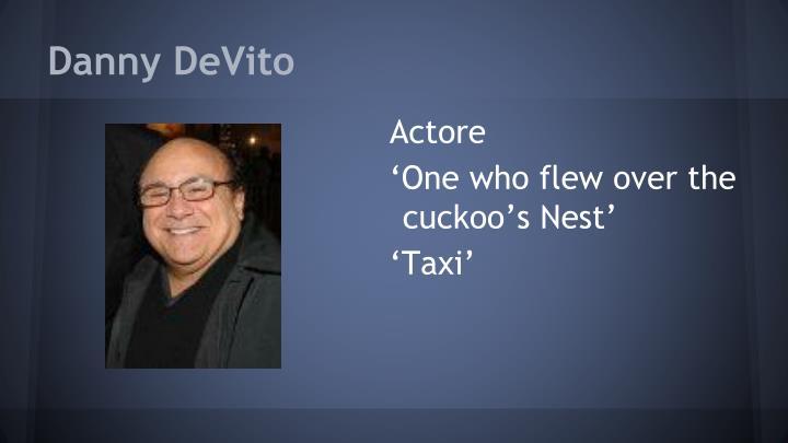 Danny DeVito
