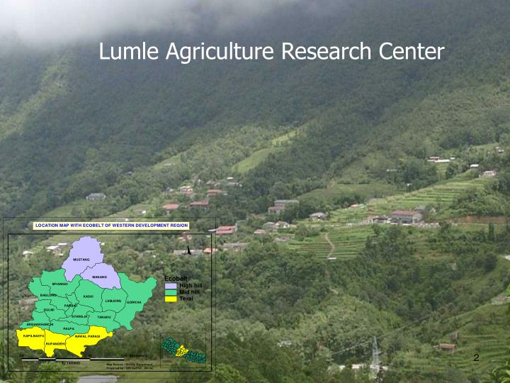 Lumle Agriculture Research Center