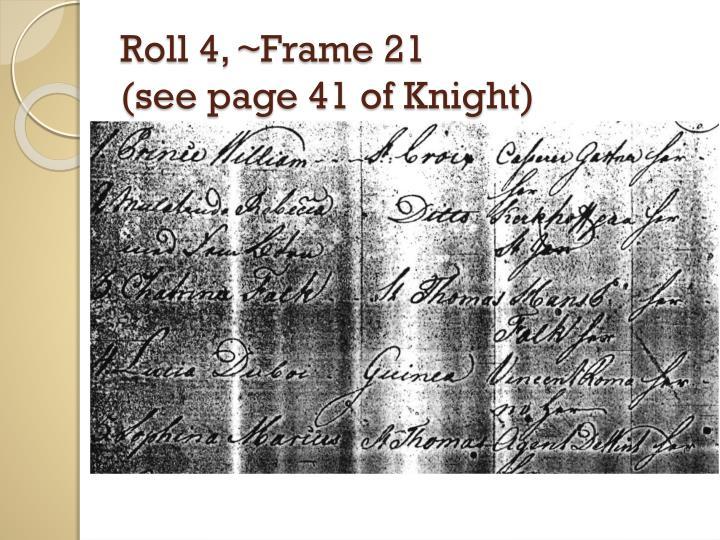 Roll 4, ~Frame 21