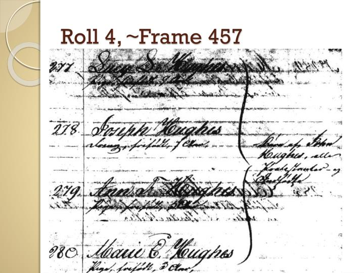 Roll 4, ~Frame 457