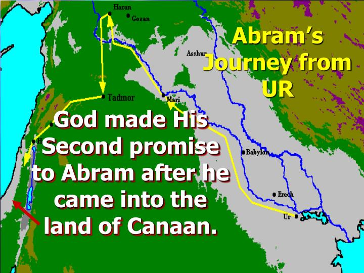 Abrams Journey from UR
