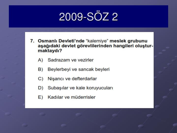 2009-SÖZ 2