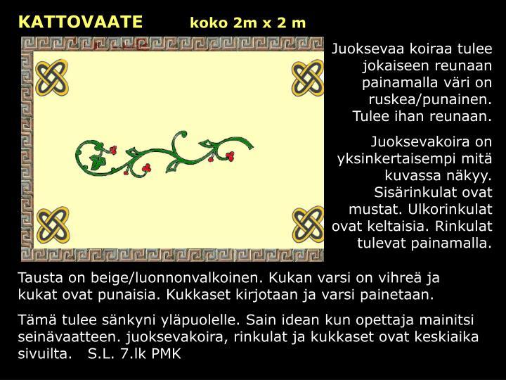 KATTOVAATE