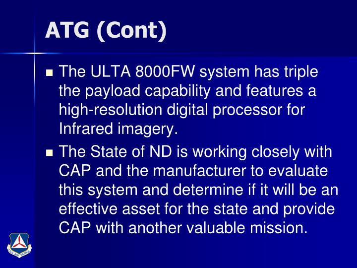 ATG (Cont)