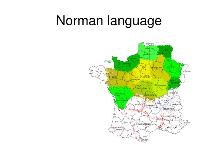 Norman language