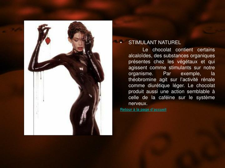 STIMULANT NATUREL