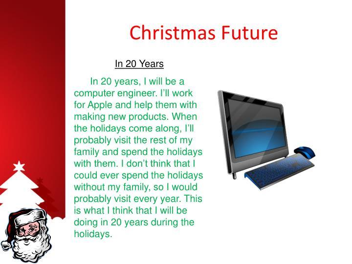 Christmas Future