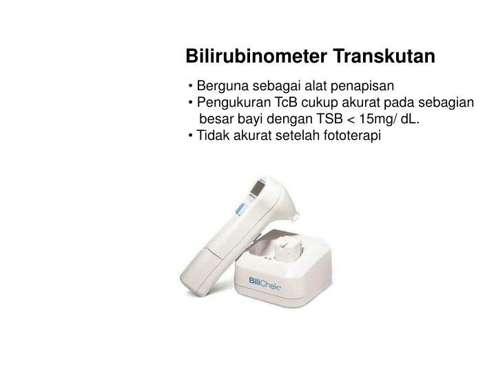 Bilirubinometer Transkutan