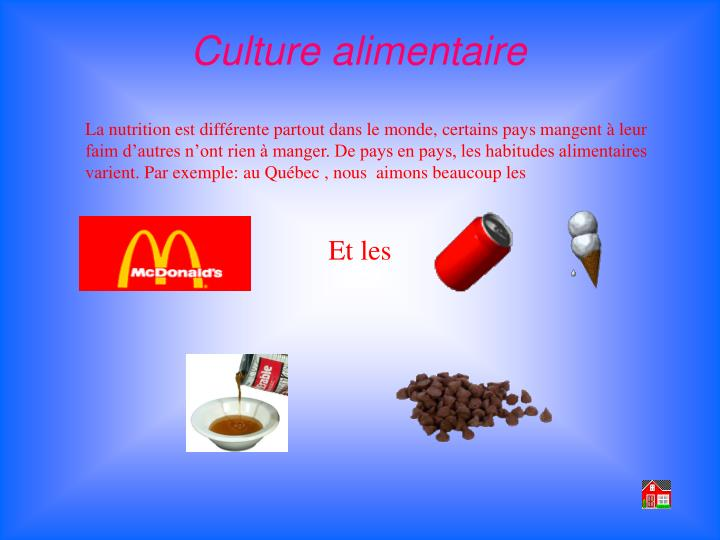 Culture alimentaire