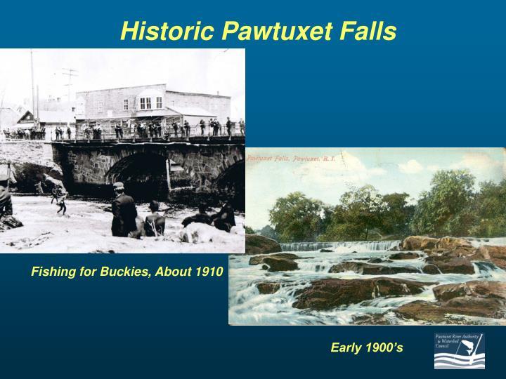 Historic Pawtuxet Falls