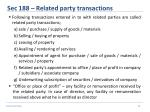 sec 188 related party transactions
