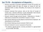 sec 73 76 acceptance of deposits1
