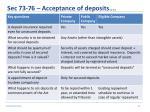 sec 73 76 acceptance of deposits6