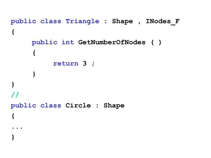public class Triangle