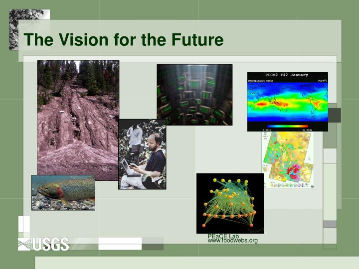 The Vision for the Future