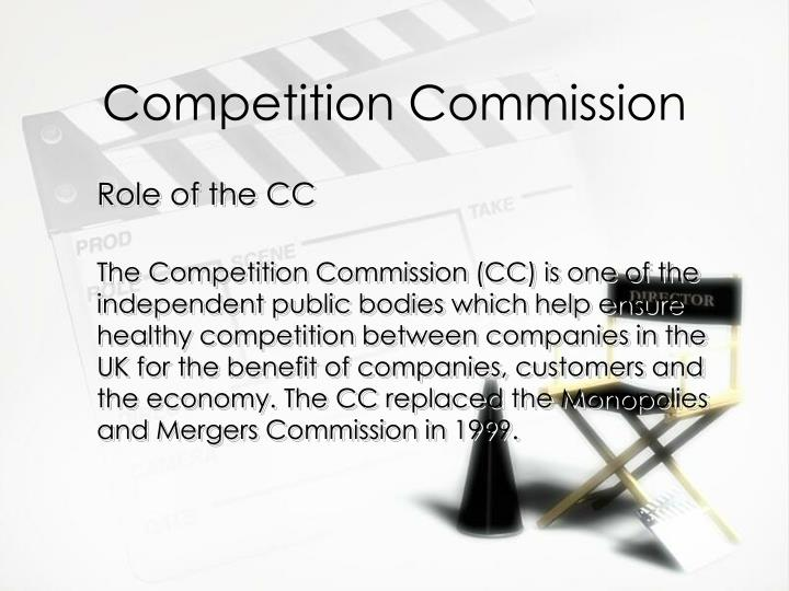 Competition Commission