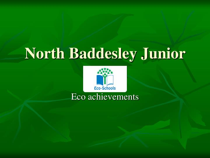 North baddesley junior school