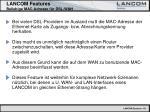 lancom features beliebige mac adresse f r dsl wan
