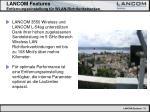 lancom features entfernungseinstellung f r wlan richtfunkstrecken