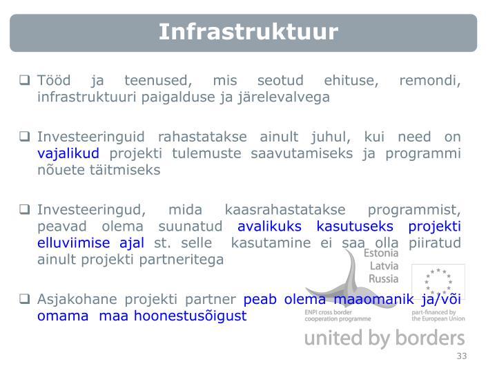 Infrastruktuur