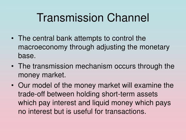Transmission Channel