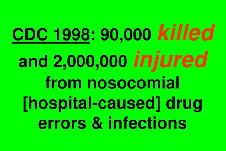 CDC 1998