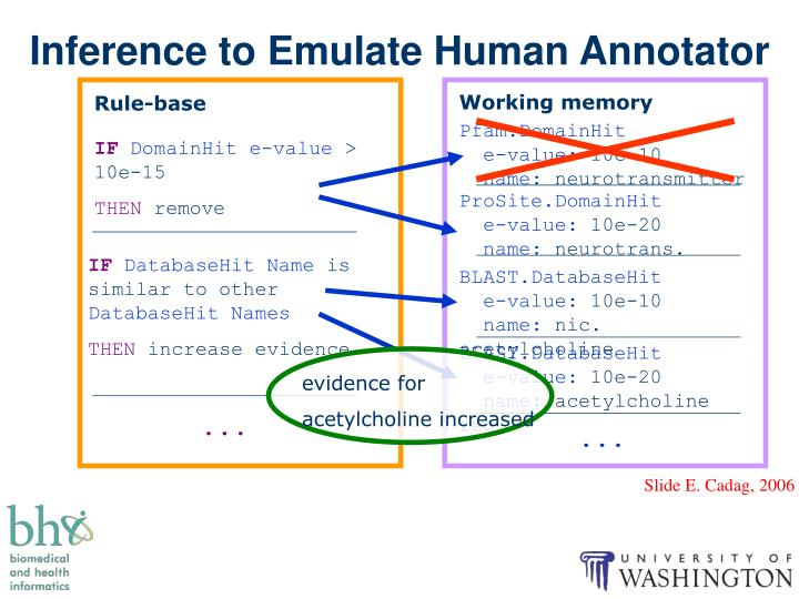Inference to Emulate Human Annotator