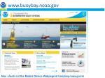 www buoybay noaa gov