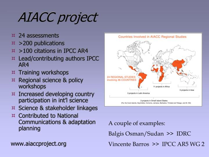 AIACC project
