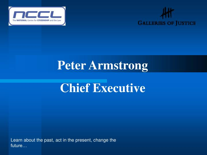 Peter Armstrong