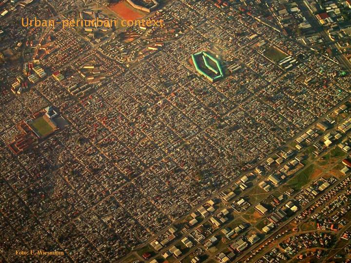 Urban-periurban context