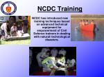 ncdc training2